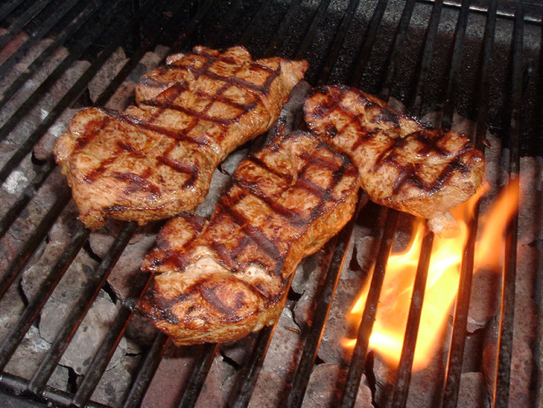 Best Grilled Pork Chops Recipe - Food.com