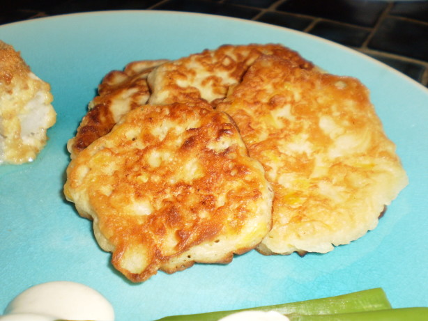 Easy Corn Fritters Recipe - Food.com