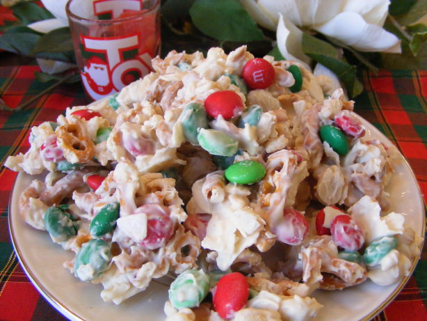 Christmas Candy With Coconut