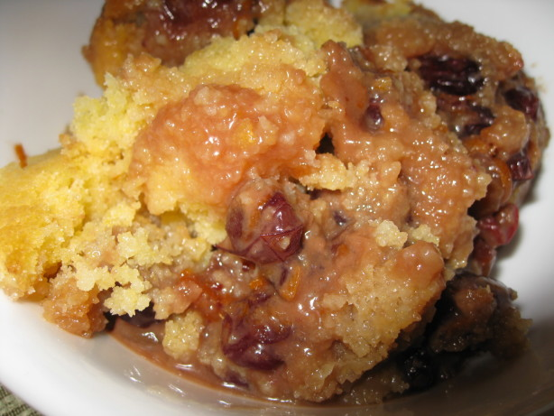 Cranberry Pudding Cake Recipe - Food.com