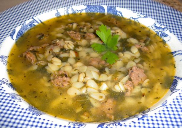 Daves Italian Sausage And Kale Soup Recipe - Food.com