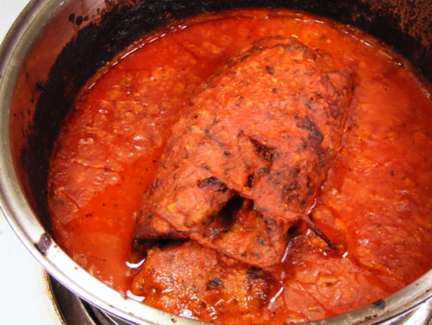 Italian Food Braciole Recipe