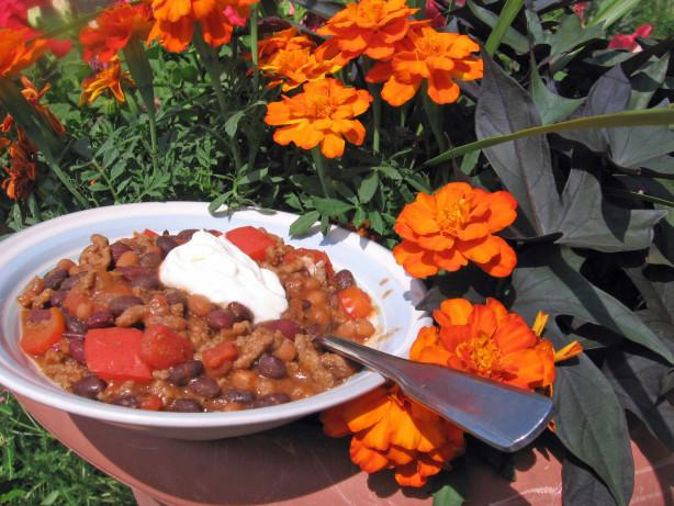 Three Bean Chili Recipe - Food.com