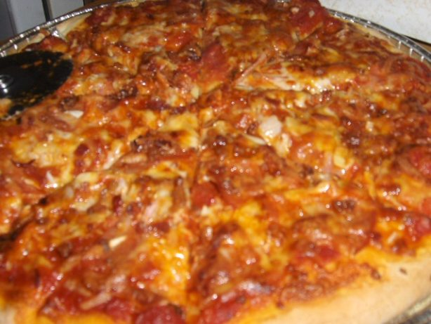 Pizza Marinara Aka Real Italian Pizza!) Recipe - Food.com