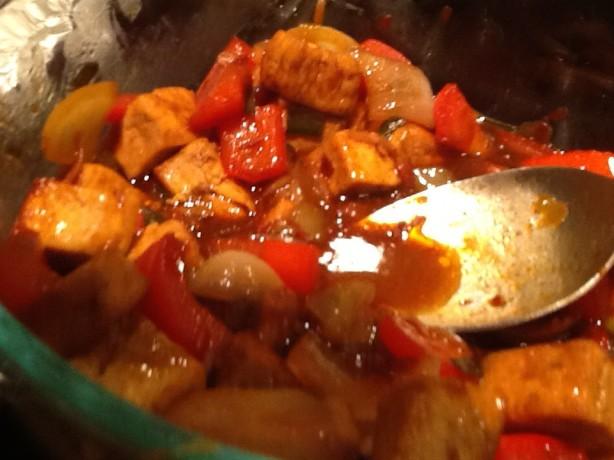 Brians Spicy Kung Pao Tofu Stir Fry Recipe - Food.com