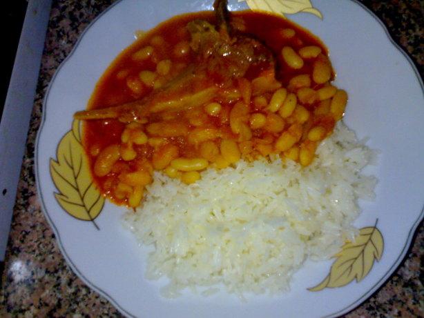 Iraqi White Bean Stew Recipe Food Com