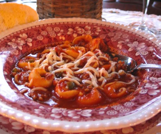 Italian Sausage Tortellini Soup Recipe - Food.com
