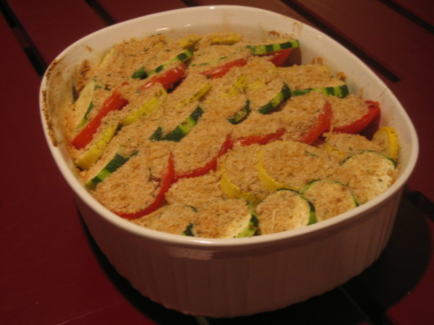 Tian Provencal Baked Vegetables) Recipe - Food.com