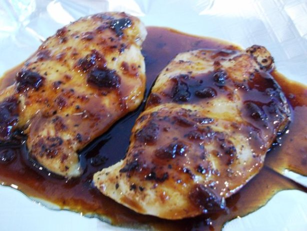 Chicken With Orange-Chipotle Glaze Recipe - Food.com