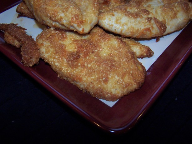 Crispy Cheddar-Parmesan Chicken Breast Recipe - Food.com