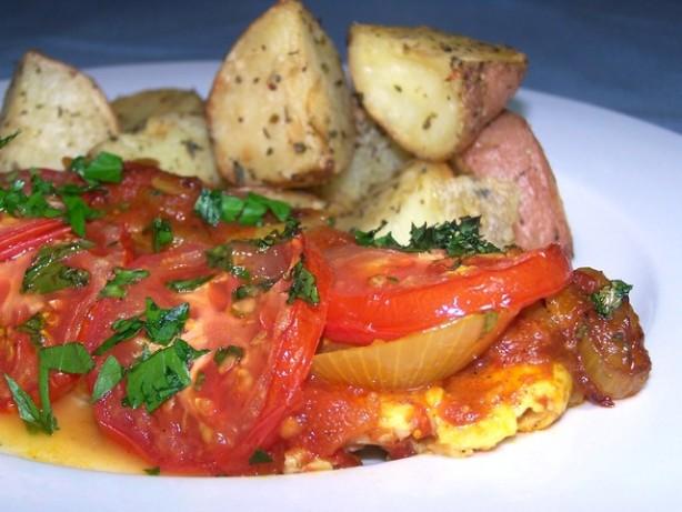Greek baked fish recipe for Greek fish recipes