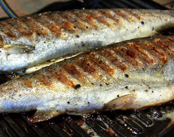 Food Network Rainbow Trout