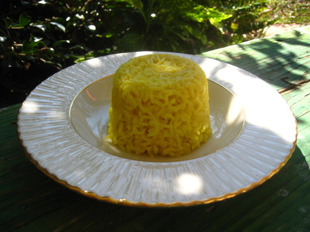 how to make yellow rice from the box