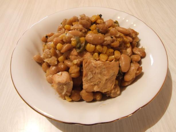 Crock Pot White Chicken Chili Food Network