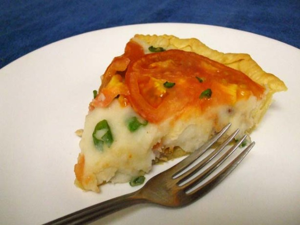 Savory Mashed Potato Pie Recipe - Food.com