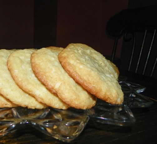 Chewy Coconut Cookies Recipe - Food.com
