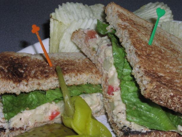 Tuna fish sandwich all grown up recipe for Tuna fish recipes
