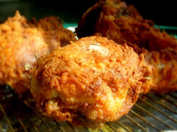 Kentucky Fried Chicken Meal: Kentucky-Style Fried Chicken Recipe
