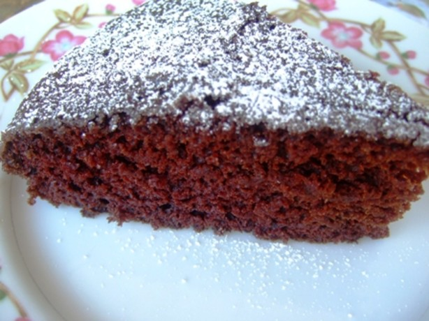 Low Fat Cake Mix Recipes: Low-Fat Chocolate Cake Recipe