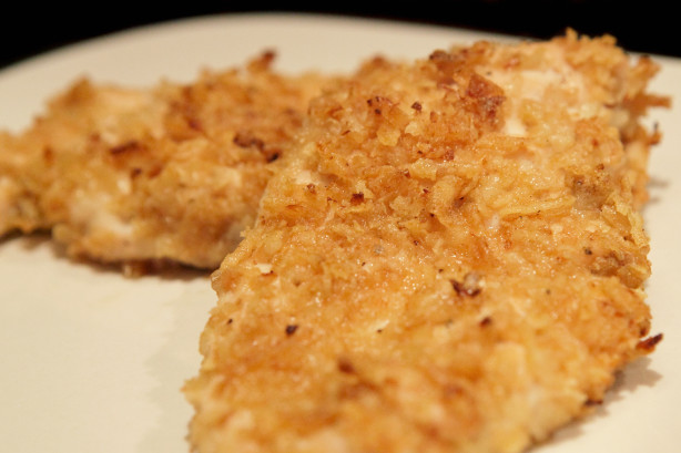 Easy Onion Crusted Chicken Breasts Recipe Food Com