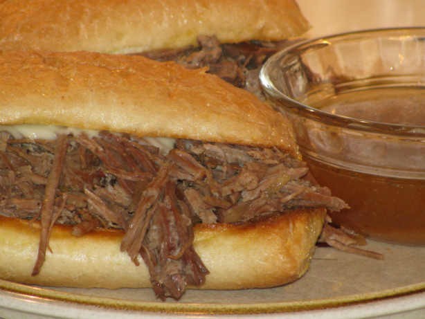 Slow Cooker Italian Beef Sandwiches Recipe - Food.com
