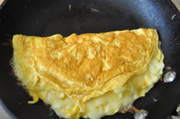 Mommys Swiss Cheese Omelette For 2 Or More Recipe - Food.com