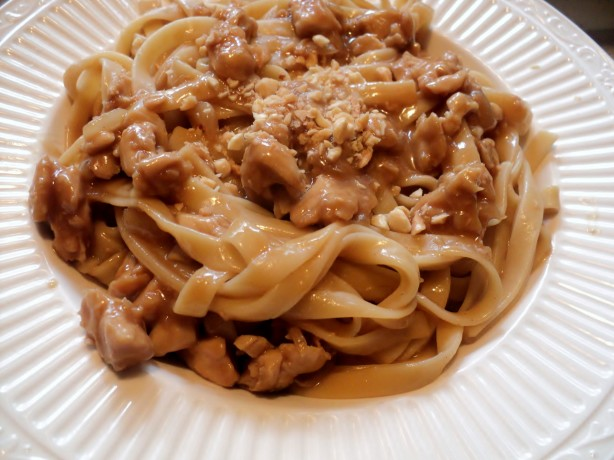Grannydragons Peanut Butter Noodles Recipe - Food.com