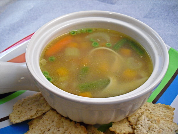 how to make soup broth thicker
