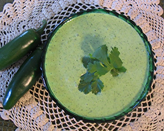 Cilantro Lime Cream Sauce Recipe - Genius Kitchen