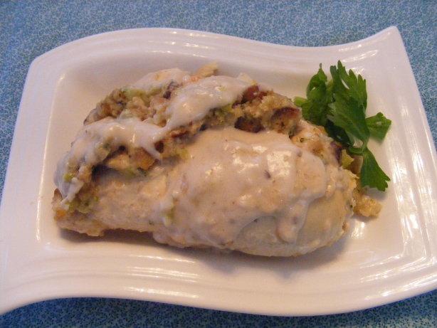Stove Top Stuffed Chicken Breasts Recipe - Food.com