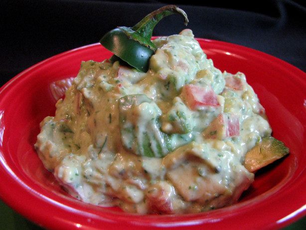 Light Guacamole Recipe - Food.com