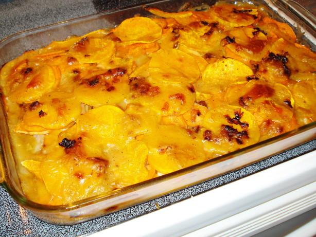 potatoes classic scalloped potatoes scalloped potatoes with leeks ...