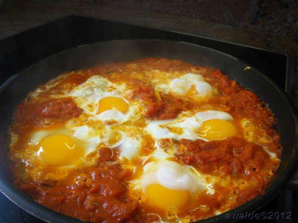 Israeli Shakshuka Recipe - Food.com