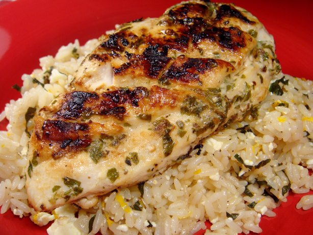 Greek Grilled Chicken Breasts Recipe - Food.com