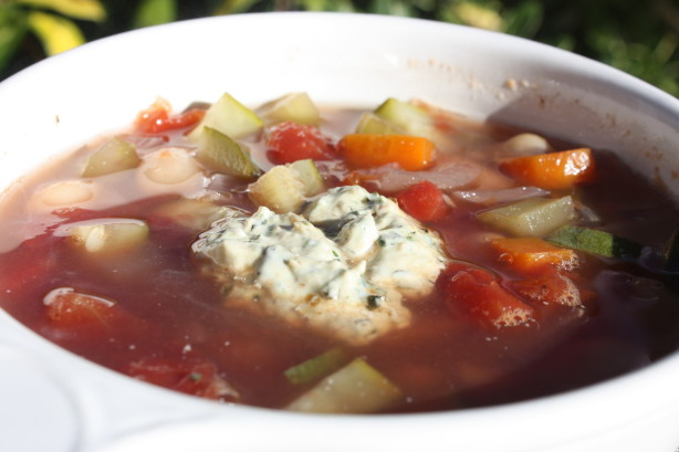 Tuscan Bean And Vegetable Soup Recipe - Food.com