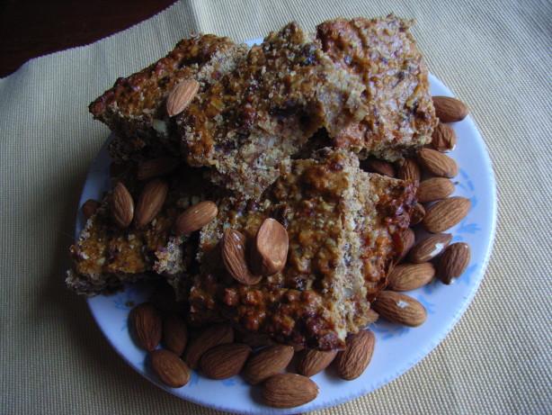 Honey-Nut Bars Recipe - Food.com
