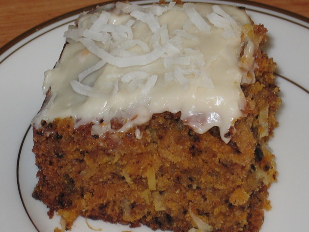 Carrot Cake Recipe With Baby Food And Pineapple
