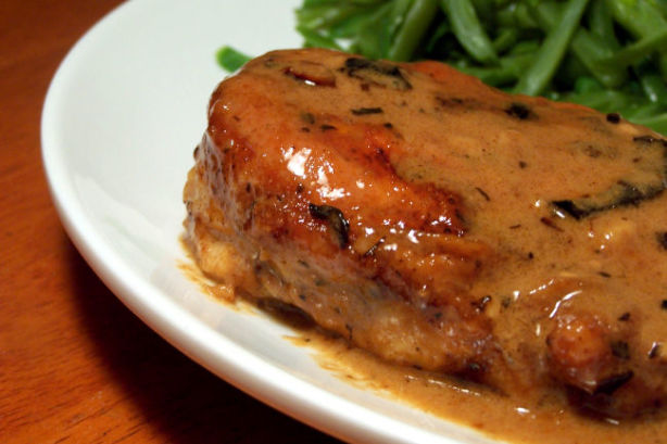 Twisted Chicken Scallopini Recipe - Food.com