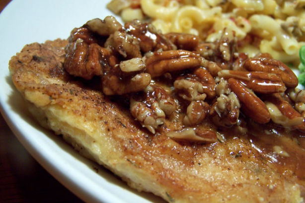 Honey Pecan Glazed Pork Chops Recipe - Food.com