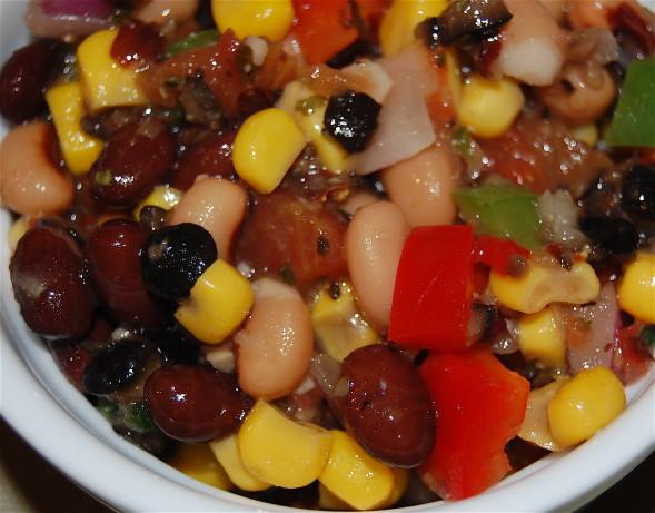 Spicy Bean Dip Recipe Food Com