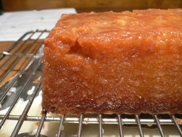 Lemon Rosemary Tea Cake Recipe Food Com