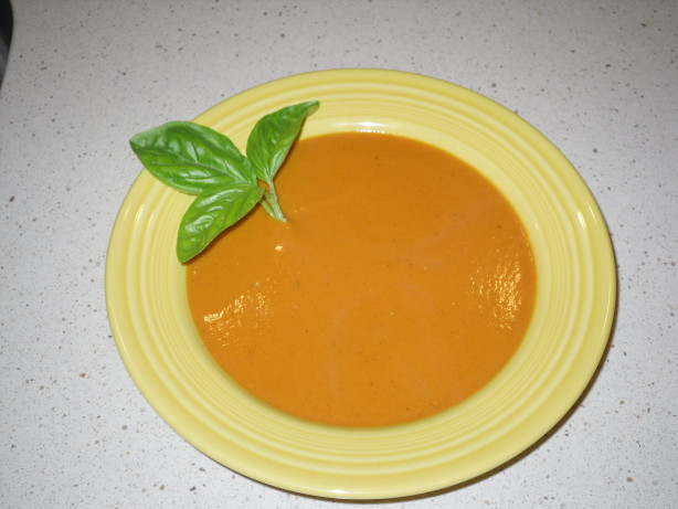 Creamy Tomato Bisque Recipe - Food.com