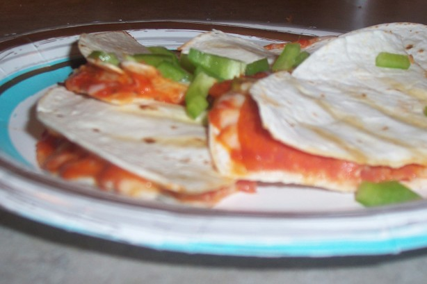 Grilled Pizza Wraps Recipe - Food.com