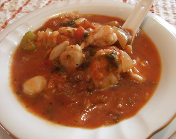 Basque fish soup recipe for Fish soup recipes