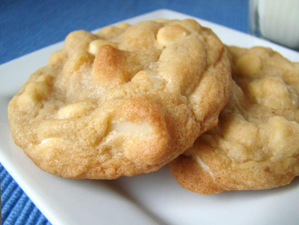 White Chocolate Chip Macadamia Nut Cookies Recipe - Food.com