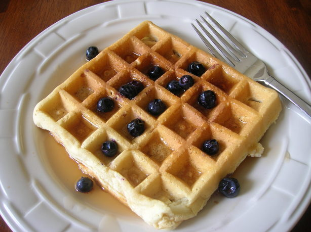 Belgian Waffles Recipe Food Com