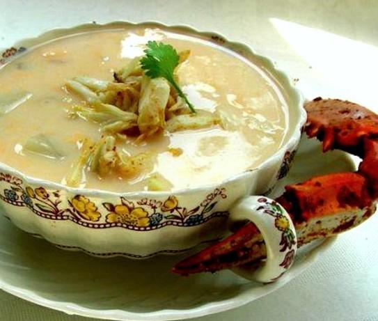 Crab Bisque In 20 Minutes Recipe - Food.com