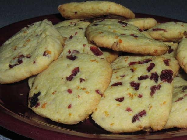 Cornmeal-Cherry Cookies Recipe - Food.com