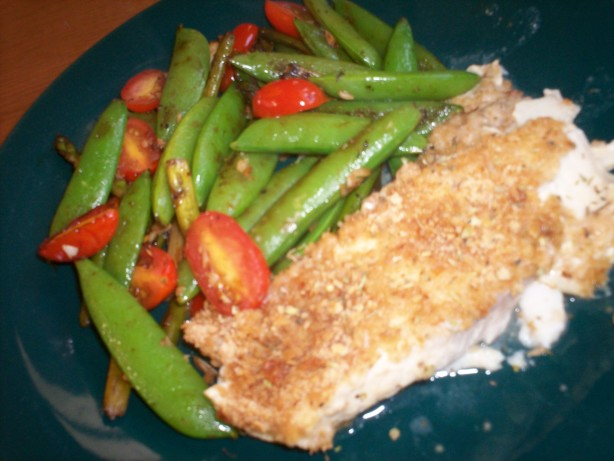 Cooking Lights Easy And Crispy Baked Fish Fillets Recipe