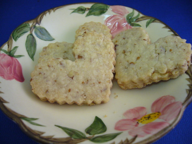 Pecan Shortbread Recipe - Food.com